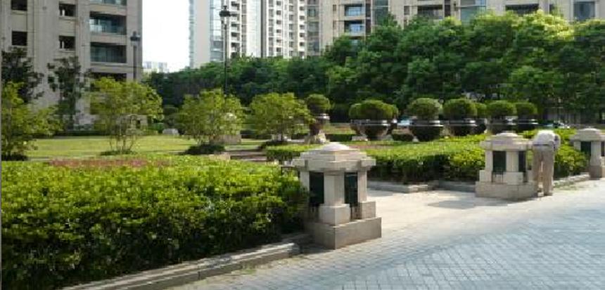 上海翠湖天地御园会所